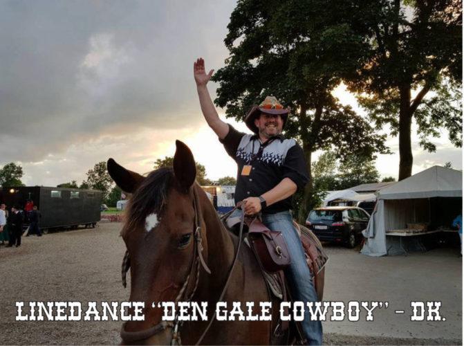 Den Gale Cowboy