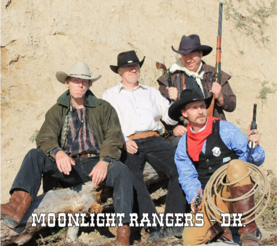 Moonlight Rangers