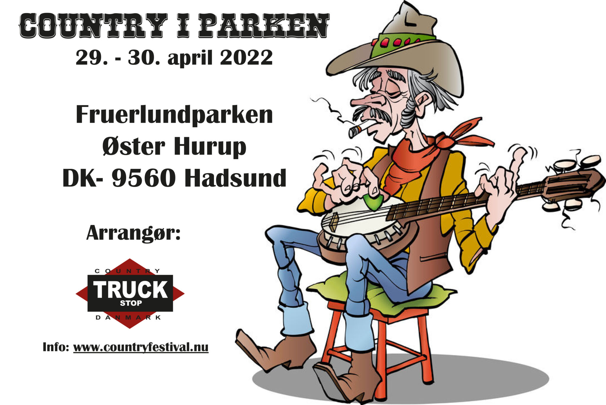 Country i parken